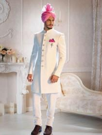 wedding photo - Indian wedding dress that every groom will ever want for the most valuable day of his life