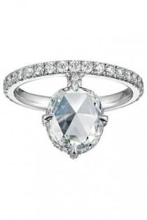 wedding photo - 21 Unique Engagement Rings That Think Outside The Diamond Solitaire Box