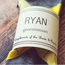 wedding photo - ArGuyal Groomsmen Socks