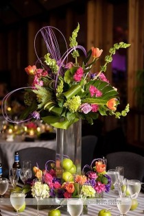 wedding photo - Tablescape ● Wedding Centerpiece