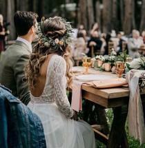 wedding photo - Top 50 Beautiful Boho Wedding Dress You Must See