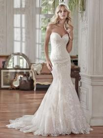 wedding photo - COMING SOON! @maggiesottero - Rosamund Available At Bucci's Bridal In Pewaukee, WI