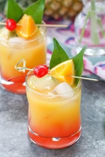 wedding photo - The Best Mai Tai Cocktail Recipe