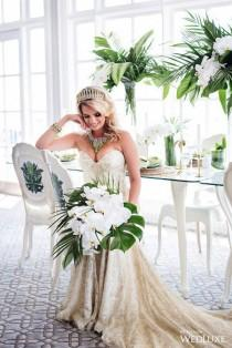 wedding photo - WedLuxe– Palma Dolce