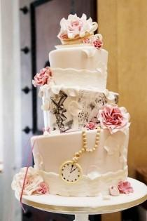 wedding photo - General Cake Wrecks Home Sunday Sweets Wonderland Weddingnbspcakes
