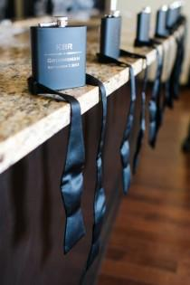wedding photo - Gift Idea For The Groomsmen. Photo By Amanda Watson Photography…