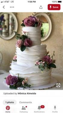 wedding photo - Wedding Cake In 2019