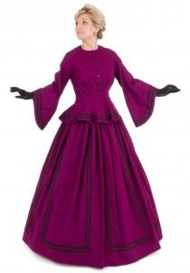 wedding photo - 150466-7 Mallory Victorian Civil War Dress