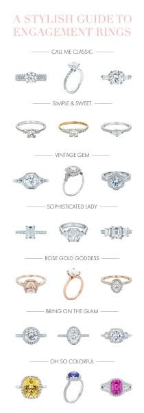 wedding photo - Find The Perfect Engagement Ring With Joseph Jewelry
