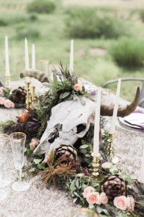 wedding photo - Bohemian Colorado Wedding