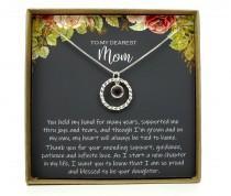 wedding photo - Mom Wedding gift from Bride, Parents Wedding Gift, Wedding Gift for Mom, Mother of the Bride Gift from Daughter, Gift for Mom