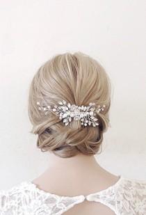 wedding photo - Bridal hair accessories,wedding hair accessories,bridal hair comb,bridal hair piece,wedding hair piece,wedding hair comb,bridal hair clip