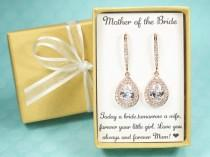 wedding photo - Mother of the groom gift, mother of the bride gift, Mother of the groom earrings, mother of the bride earrings,mother in law gift