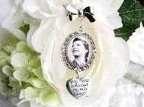 wedding photo - Bride Bouquet Memory Charm Wedding Bouquet Charm Gift for Bride Photo Charm for Bridal Bouquet Wedding Gift for Bride 1, 2 or 3 Photo Charms