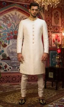 wedding photo - Men's Sherwani