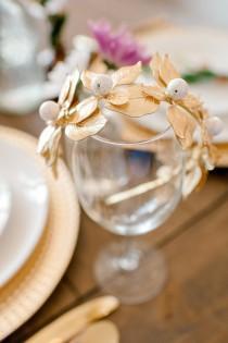 wedding photo - Bridal Tiara, Wedding Accessory, Leaf Tiara, White Howlite Headband, Wedding Tiara, Bridal Leaf Crown, Bridal Crown, Leaves, Boho, ABIGAIL