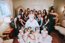 wedding photo - Flower Girl Dress by Mimi Boutique Dresses,Ivory Flower Girl Dresses