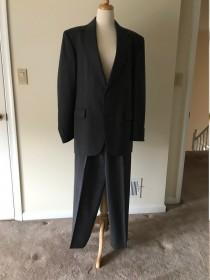 wedding photo - Vintage Strathmore 2-Piece Men's Suit
