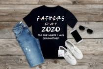 wedding photo - Father's Day 2020 the one where I was quarantined - Mother's day gift 2020 quarantine life - Virus 2020 quarantine shirts