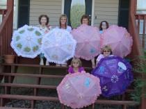 wedding photo - Made to order,Parasol Umbrellas for Rain or Shine free shipping