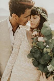 wedding photo - Eucalyptus Crown