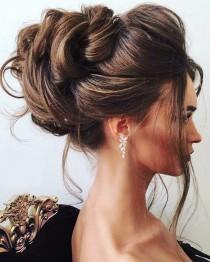 wedding photo - Crystal Bridal Earrings Drop Earrings Rose Gold Wedding Jewelry Crystal Tea drop Earrings Gold Bridal Jewelry Silver bridal earrings