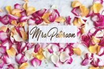 wedding photo - Personalized Acrylic Clutch, Box Clutch, Custom Mrs. Clutch, Bridal Clutch, Custom Bride Clutch, Mrs. Purse, Acrylic Purse, Acrylic Clutch