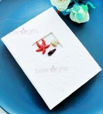 wedding photo - 海星貝殼相簿單身夜INS來賓小禮物海邊rustic Wedding婚禮沙灘派對XC002 #beterwedding