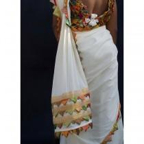 wedding photo - Zero Waste Cotton Silk Saree
