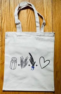 wedding photo - Practical Magic Tote Bag