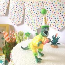 wedding photo - T Rex-Dinosaur Cake Topper-Dinosaur Cake Topper-Dino Party Theme-Kids Cake Topper-Party Animal Topper-T-Rex Topper