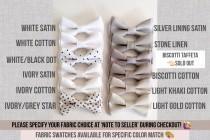 wedding photo - Ivory bowtie -white bow ties -wedding bowtie- groomsmen bowties -Ivory/cream bowtie-wedding neckties -Ivory mismatched