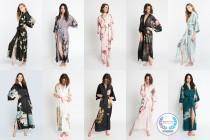 wedding photo - Kimono Robes (Multiple Designs) - Long