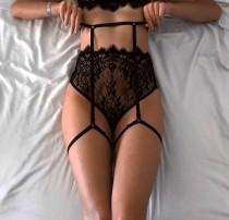 wedding photo - Leg harness, erotic lingerie, harness lingerie, Sexy harness, Fetish erotic lingerie, body harness, bdsm cuffs, Thigh Harness