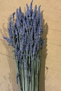 wedding photo - SALE 2020 Lavender Dried 2.5 oz 1 bunch 200 Stems bundle Grosso English dried lavender bundle best seller weddings