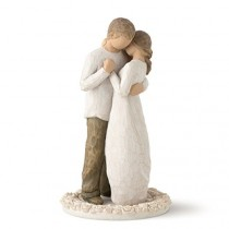 wedding photo - Promise Cake Topper  Wedding Cake topper Bride and Groom Mr to Mrs. Anniversary reception cake topper Engagement cake topper