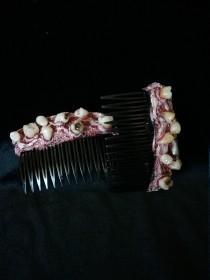 wedding photo - Tooth Fairy Hair Combs