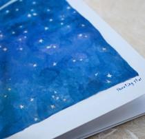 wedding photo - Shooting Star Greeting Card