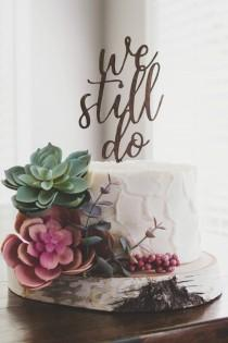 wedding photo - Cake Topper