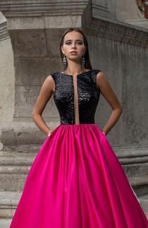 wedding photo - Sequin Dress Prom Dress Long Evening Gown Ball Gown Pink Dress Formal Dress Wedding Guest Dress Dress With Pockets Dresses For Women 2020