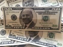wedding photo - Birthday Money, Birthday Bucks, Insert Your Face on a Fifty Dollar Bill, Fifty Dollar Bills with Your Face The Perfect Stocking Stuffer
