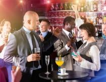wedding photo - Manage your Corporate Parties Professionally by Hiring Corporate Bar Services