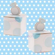 wedding photo - Birthday Baby #NewBornBoy #FavorBox #candybox TH019 #diyparty