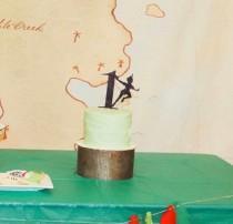 wedding photo - Peter Pan Smash Cake Topper, Peter Pan Cake Topper, Peter Pan First Birthday