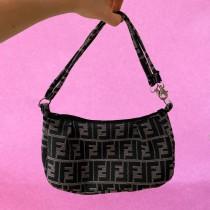 wedding photo - Fendi Monogram Handbag