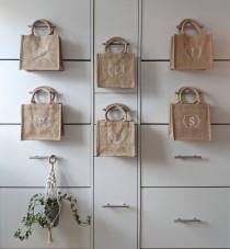 wedding photo - Mini Jute Bag • Laurel Design