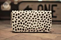 wedding photo - Leather Purse, Leather Purse, Animal Print Purse, Large Ladies  Wallet, Handcrafted Wallet, Leather Wallet