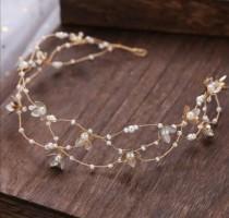 wedding photo - Bridal hair accessories wedding bridal jewelry diadem bridal hair jewelry tiara bridal hair accessories