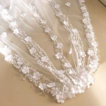 wedding photo - Soft Tulle Wedding Veil