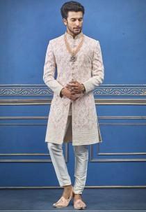 wedding photo - Indian Wedding Sherwani,mens wedding wear,wedding sherwani,groom sherwani for wedding,designer wedding sherwani,sherwani with dupatta